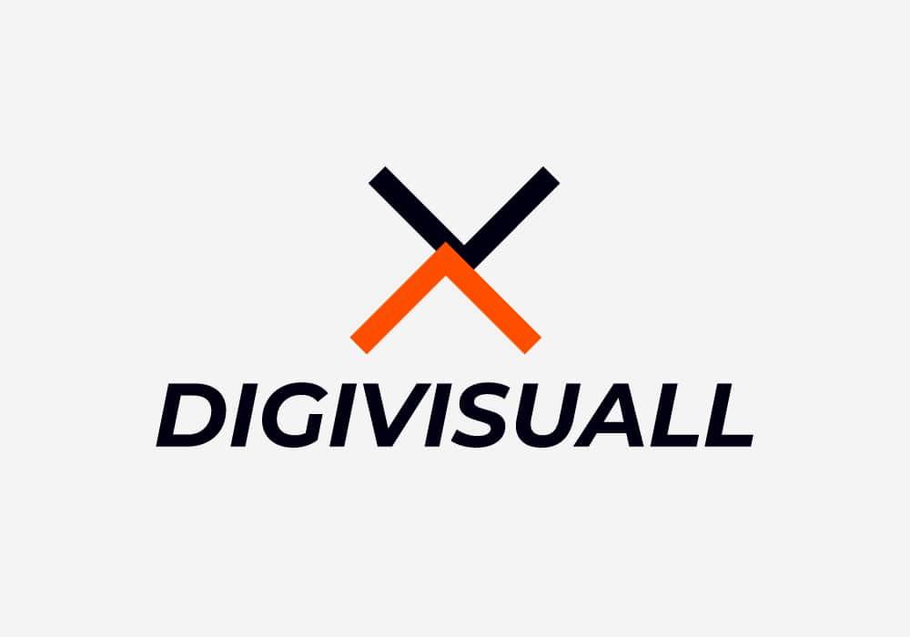 Website mock-up DigiVisuall