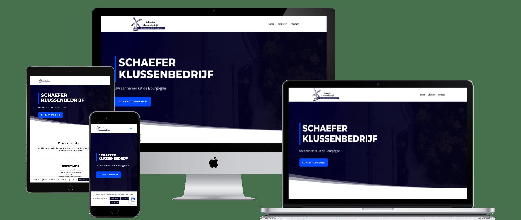 Housing-Online4u website laten maken door DigiVisuall Friesland